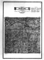 Grass Lake Township, Grasston, Kanabec County 1915